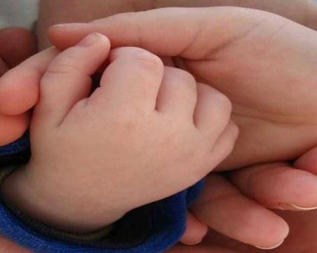 Самоубиецът от Столипиново и приятелката му имат бебе на годинка