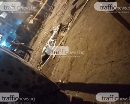 Самоубиецът от Столипиново скочил през терасата, след като наръгал 7 пъти 17-годишната си приятелка
