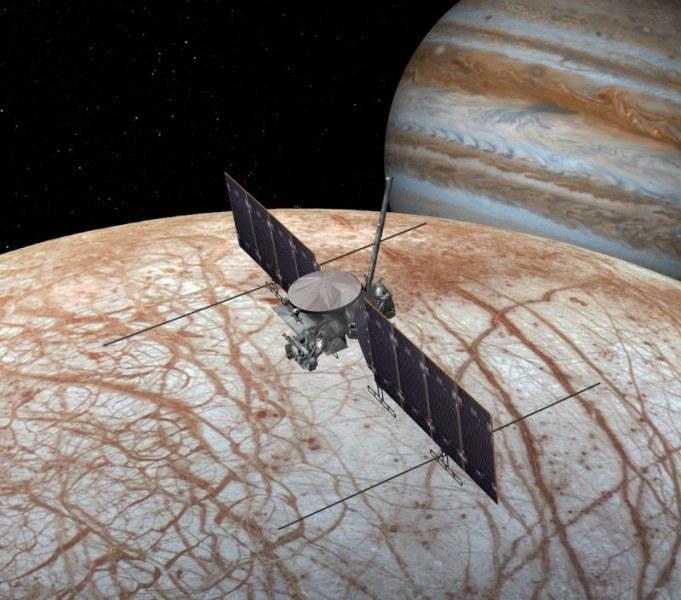Океаните на един от спътниците на Юпитер може да са обитаеми