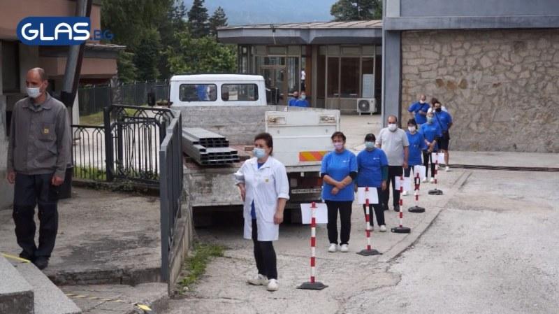Рязко се увеличи броят на заразените в Смолян