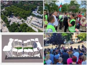 """""""Зелени"""" тегоби: Бюфетът на Сахата е вреден, но изсичането на 36 дка в Пловдив – не"""