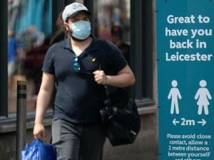 Блокираха английски град след скок на заразените с коронавирус