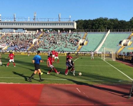 Локо изстрада втора поредна Купа на България след драма с дузпи