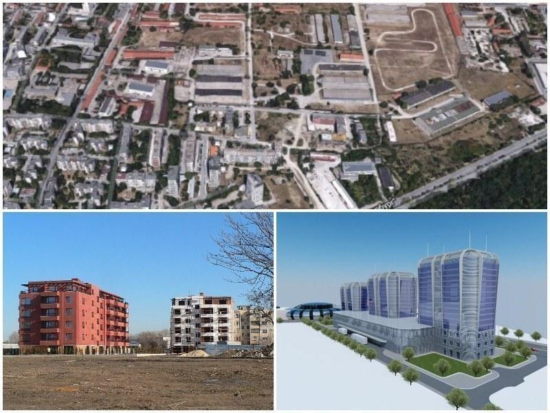 Ако няма обжалване: До месец стартира преобразяването на Гладно поле в Пловдив