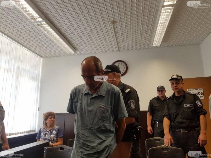 Снахата на Йордан, убил сина си край Пловдив, го закова в съда: Бяхме подложени на тормоз