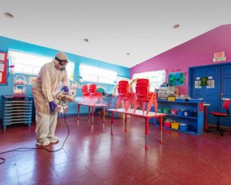 Четвърто дете с коронавирус в столична детска градина