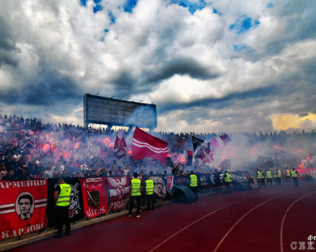 Феновете на ЦСКА: Нашата битка бе спечелена категорично