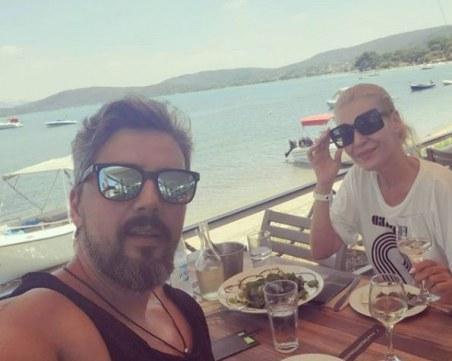 Гала, Халваджиян и Рачков с летни емоции на Халкидики