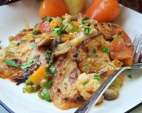 Лятно ястие: Мусака без месо - леко, лесно и вкусно