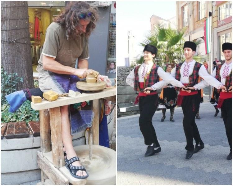 Главната в Пловдив се превърна във витрина за традиции!
