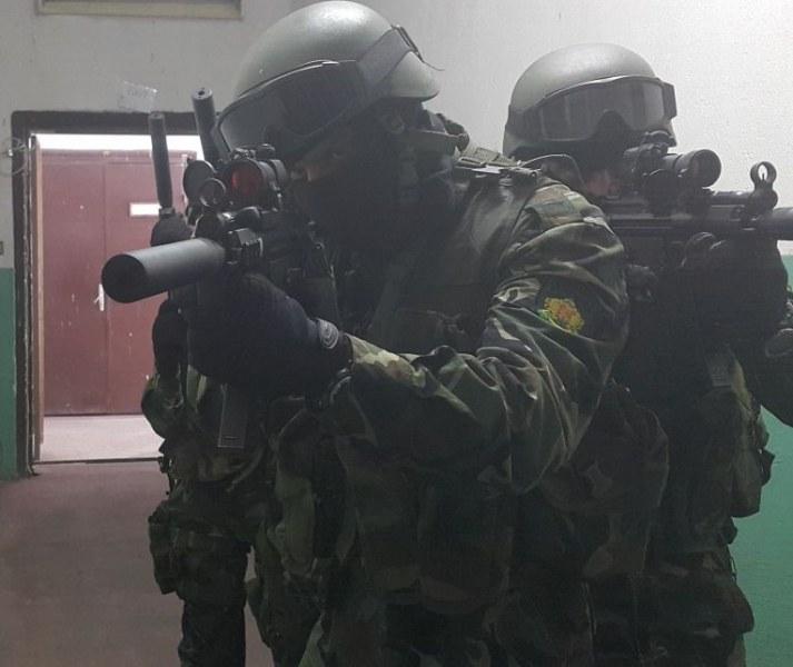 Край Пловдив завършва мащабното учение Stealth Dagger 2020 , спецчасти показват умение