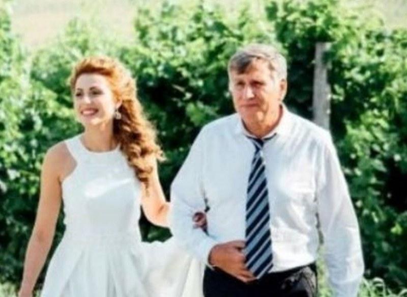 Почина бащата на жестоко убитата журналистка Виктория