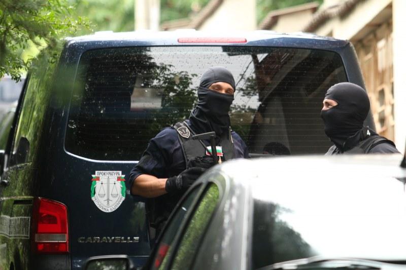 Арестуваха бивш служител на МВР, приближен до Божков