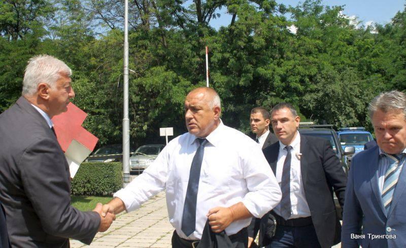 Бойко Борисов идва на обиколка в Пловдив, включва се в празника на гарнизона