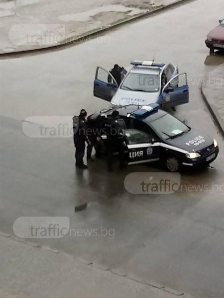 Младеж седна зад волана с два вида дрога, мъж пък си спретна гонка с полицията в Пловдив