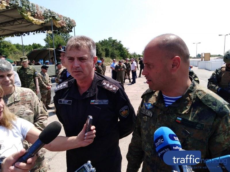 През 2021 година тактическата група на Специалните сили ще дава дежурства за НАТО