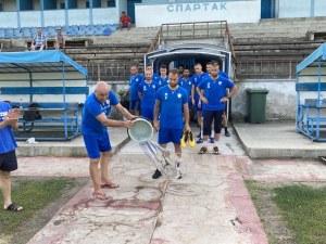 Шампион с Лудогорец ще играе в Спартак