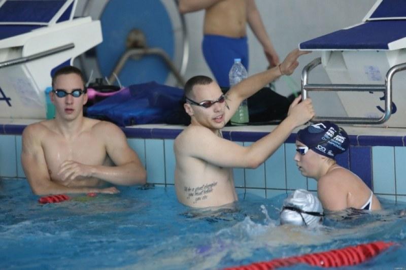 Ясни са пробите за COVID-19 на плувните национали, контактували с болния Антъни Иванов