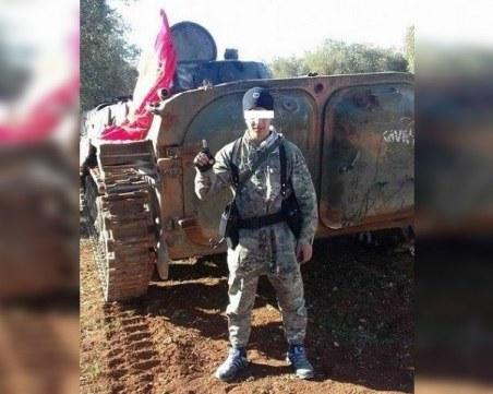 Майката на обвинения в тероризъм борец: Снимал се е заради приятелите си