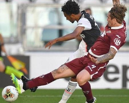 Роналдо се отпуши, Юве разгроми Торино в исторически мач за Буфон