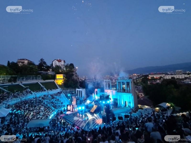 Ицо Хазарта с 3 награди на БГ радио на Античния театър