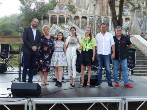 Първи концерт на Акведукта на Бунарджика
