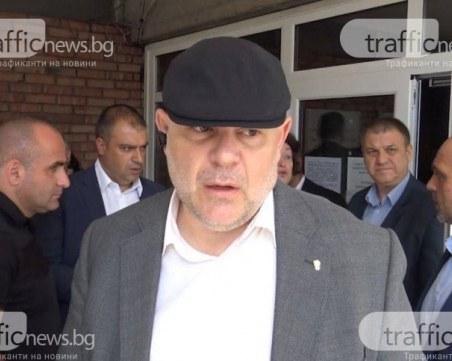 Арестуваха прокурор от ВКП, нападнал служители в болница в Плевен, Гешев се разгневи
