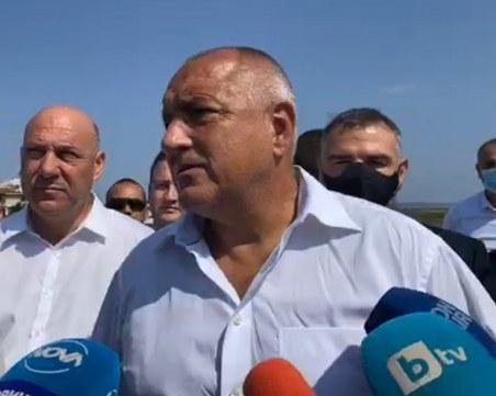 Борисов: В нашето управление няма да допуснем да се строи на Алепу, вкараха си голям автогол