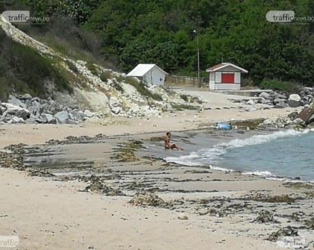 Дъжд и гръмотевици и днес, по морето - слънце