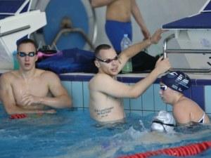 Антъни Иванов след диагнозата Covid-19: Няма да се откажа от плуването, ще се върна по-силен