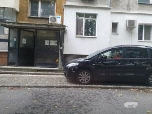 Градушка с големина на грахово зърно удари част от Пловдив