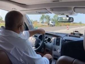 Премиерът: От София и Пловдив вече се стига до Слънчев бряг без светофари