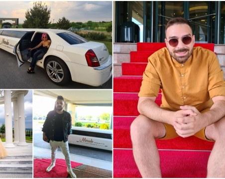 Куп звезди отседнаха в луксозен хотел за визитата си в Пловдив