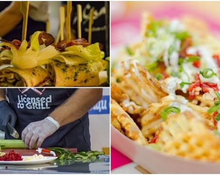 Пловдив става кулинарен център на България - започва Street Food & Music Festival