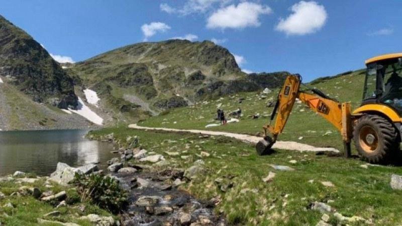 МОСВ с извънредна проверка в Национален парк