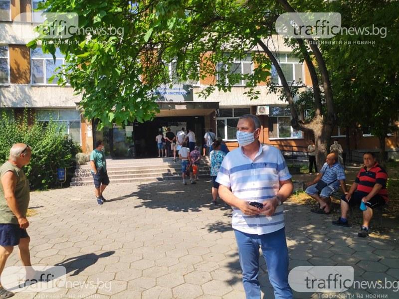 На опашка пред РЗИ: Общинарите в Пловдив се подлагат на тестове за COVID-19