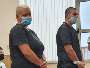С нож и стъклена чаша, майка и син, заклали Поли Стефанов в Пловдив