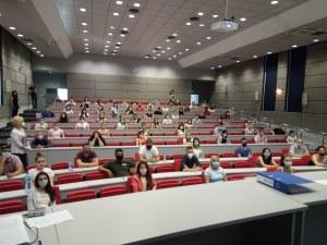 Успешен старт на кандидатстудентските изпити в МУ-Пловдив