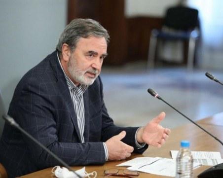 Ангел Кунчев: Ако връщаме строгите мерки ще е по области, а не за цялата страна