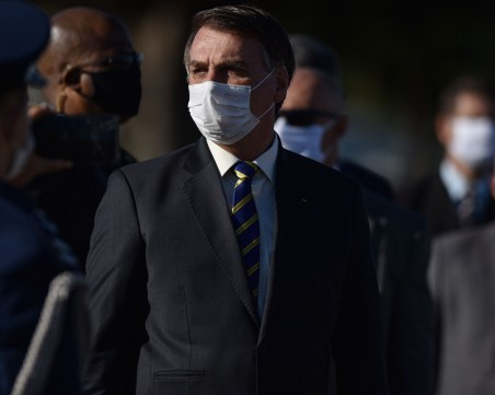 Бразилският президент е с COVID-19