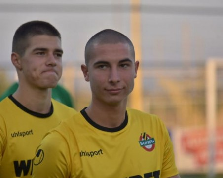 Димитър Тонев от Ботев Пловдив е с COVID-19