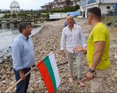 Христо Иванов се връща край Росенец, ще си взима трибагреника