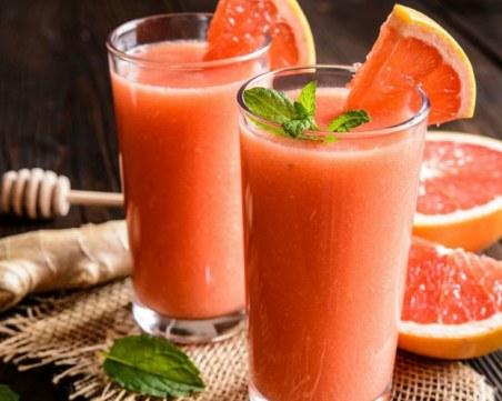 Най-мощната напитка за отслабване: Топи мазнините по корема за 10 дни