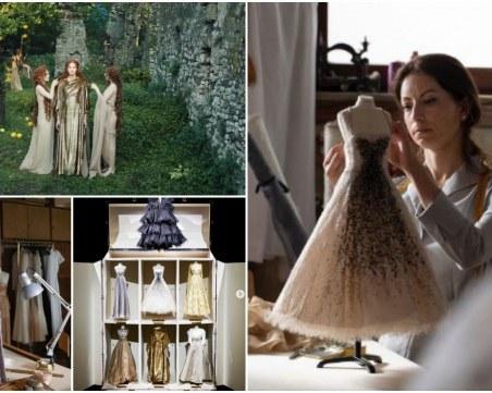 Вместо на подиума: Dior представи новата си колекция върху миниатюрни манекени