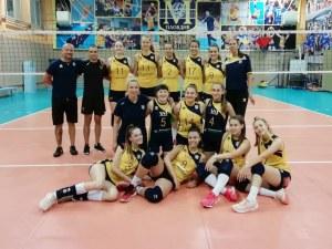 Девойките на Марица спечелиха регион Тракия