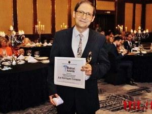 Заслужено отличие: златна статуетка за д-р Костадин Сотиров и признание личен лекар на годината