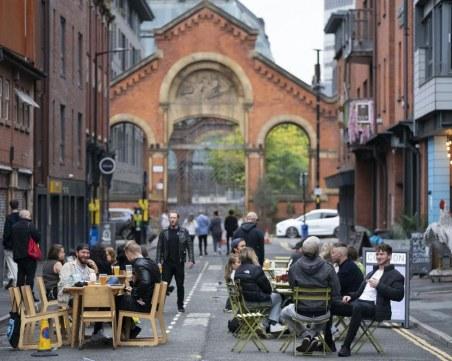 Англия бори кризата с 50% отстъпка в ресторанти и пъбове – правителството плаща другата половина