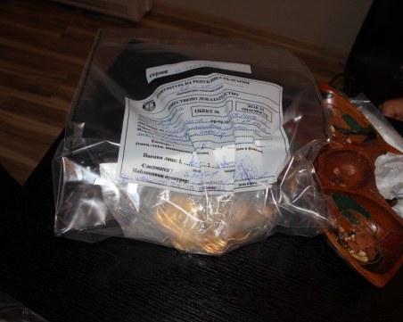 Изчезналите златни монети на бизнесмена Илия Златанов са открити в дома му