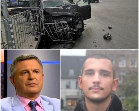Кристиян, обвинен в убийството на Милен Цветков, остава в ареста