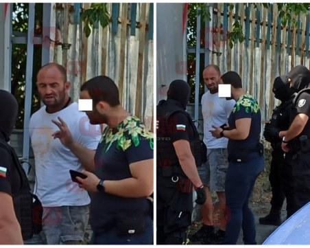 След акцията в Бургас: Повдигат две обвинения на подземен бос